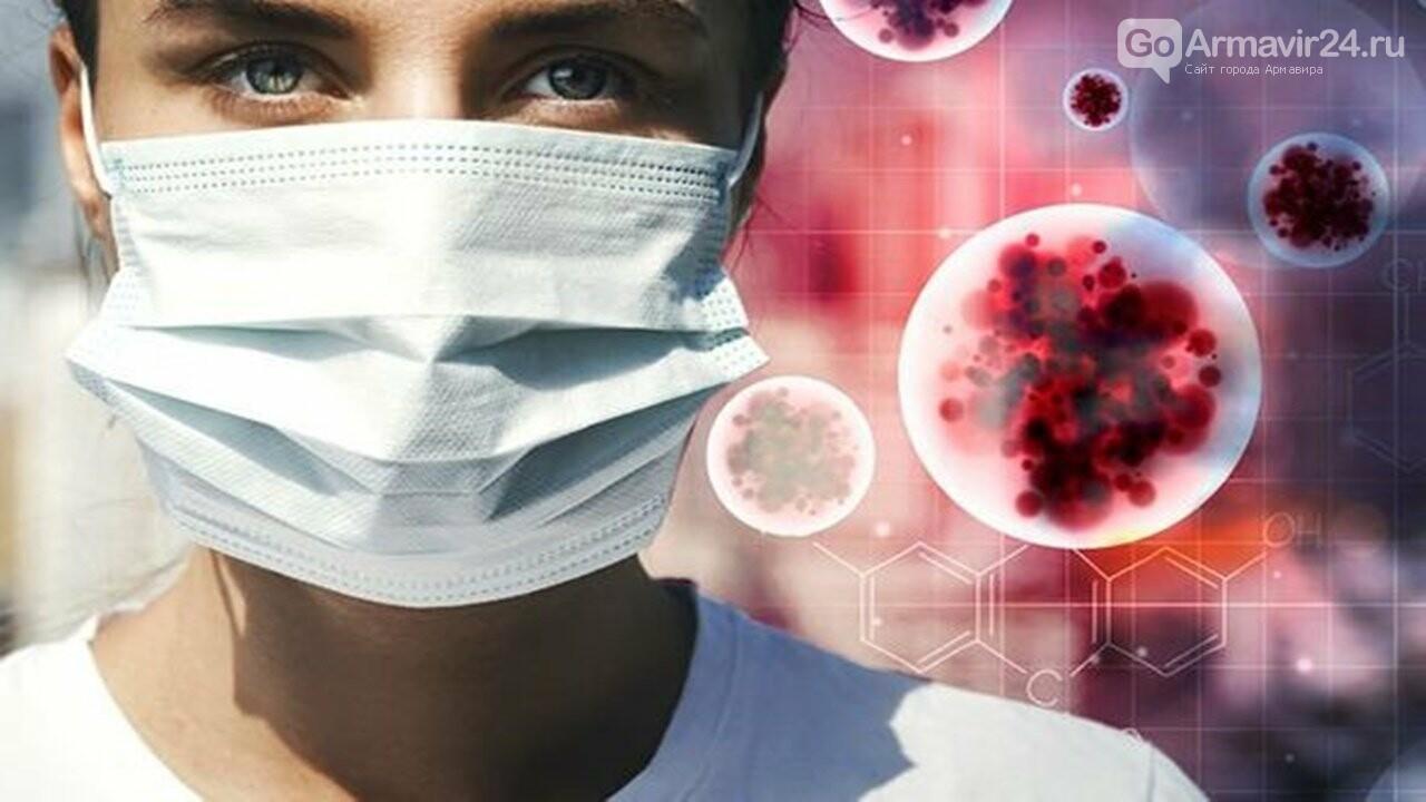 В крае выявлен 21 новый случай заболевания COVID-19, фото-1