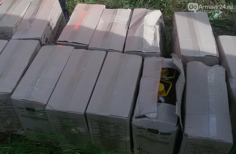В Армавире мужчина совершил кражу 200 литров подсолнечного масла, фото-4