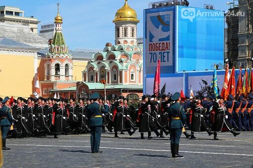 Казаки из Армавира станут участниками Парада Победы в Москве, фото-1