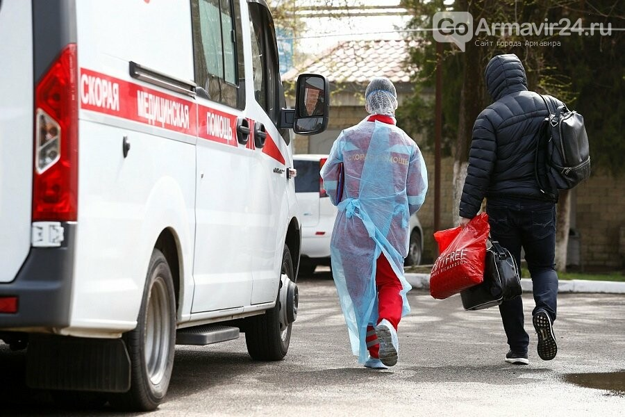 В Армавире на 5 июня зафиксировано 10 новых случая заболевания коронавирусом, фото-1