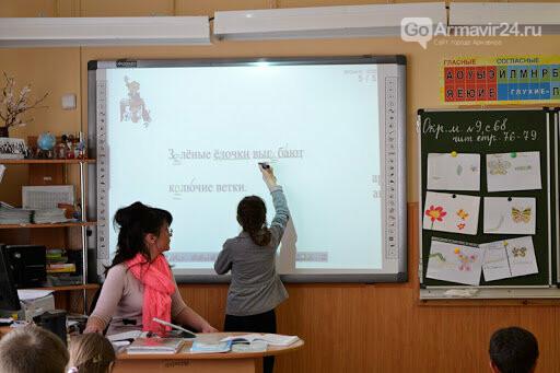 Четырем школам в Армавире выделили грант на покупку оборудования, фото-1