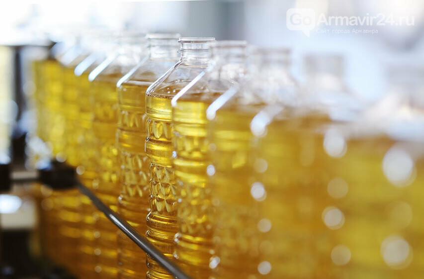 Армавирский маслопрессовый завод расширяет экспортные поставки, фото-1
