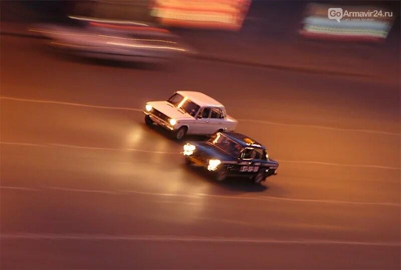 Уличные гонщики Армавира могут лишиться прав, фото-1