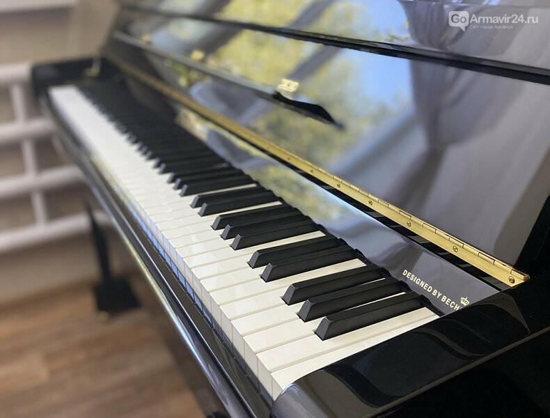 Музыкальная школа Армавира почти на 4 млн получила новых инструментов, фото-3