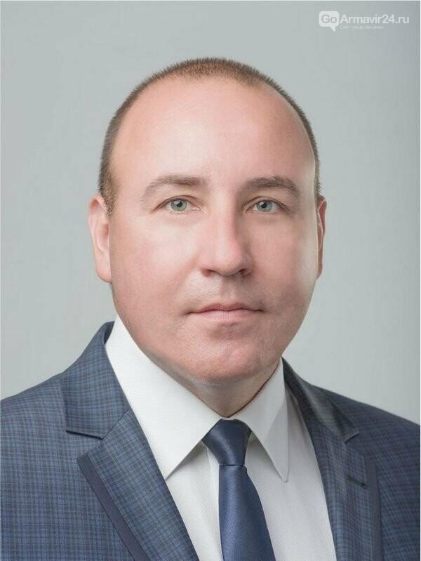 Александр Поляков избран председателем Армавирской городской думы, фото-1
