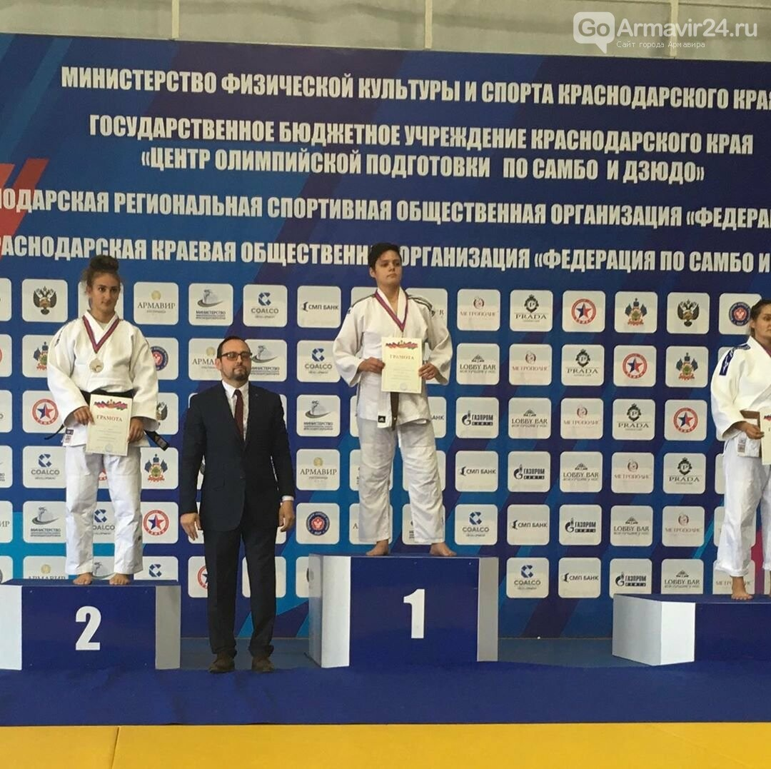 Армавирские дзюдоисты показали высокий уровень на Чемпионате Краснодарского края, фото-3