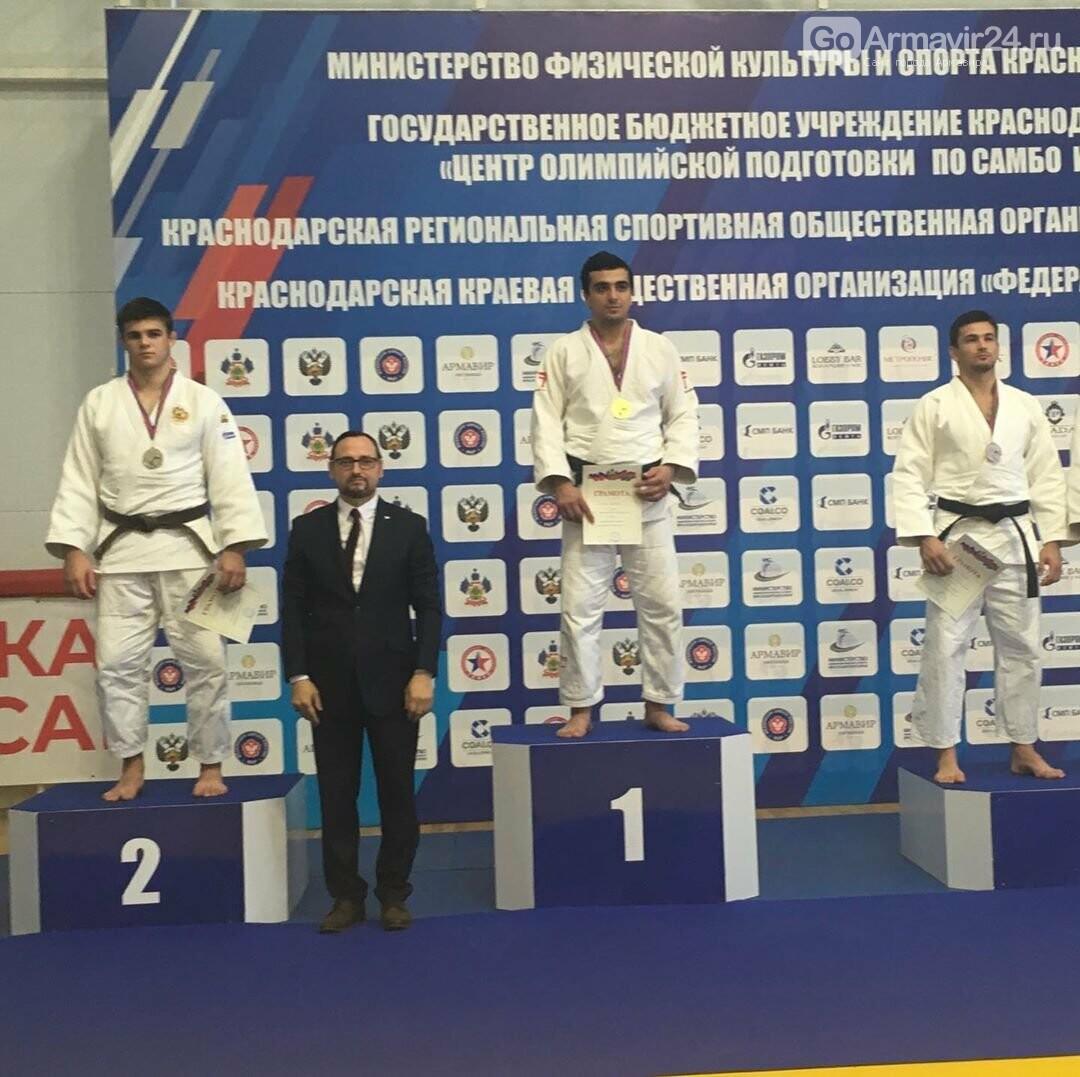 Армавирские дзюдоисты показали высокий уровень на Чемпионате Краснодарского края, фото-2