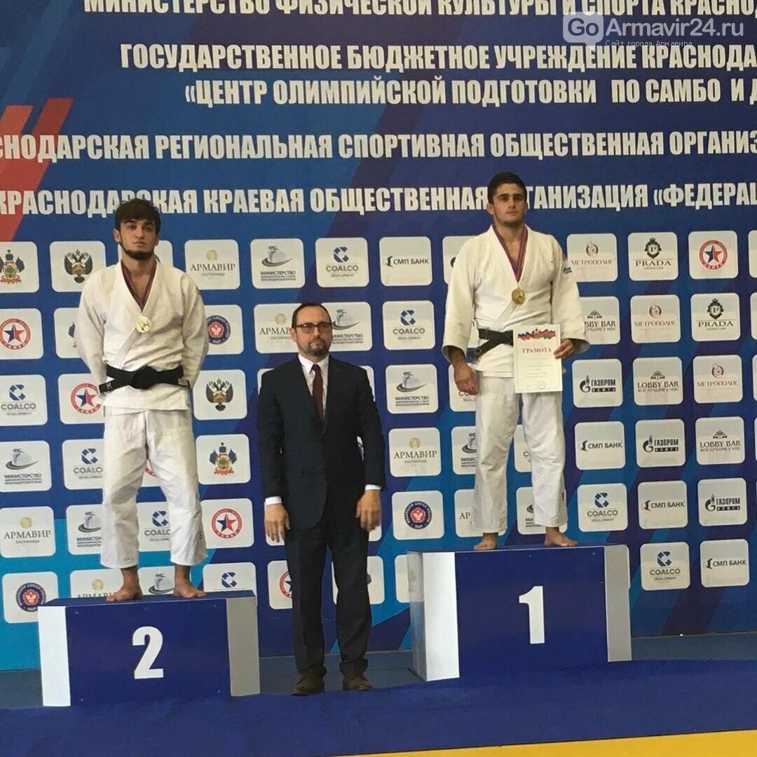 Армавирские дзюдоисты показали высокий уровень на Чемпионате Краснодарского края, фото-6