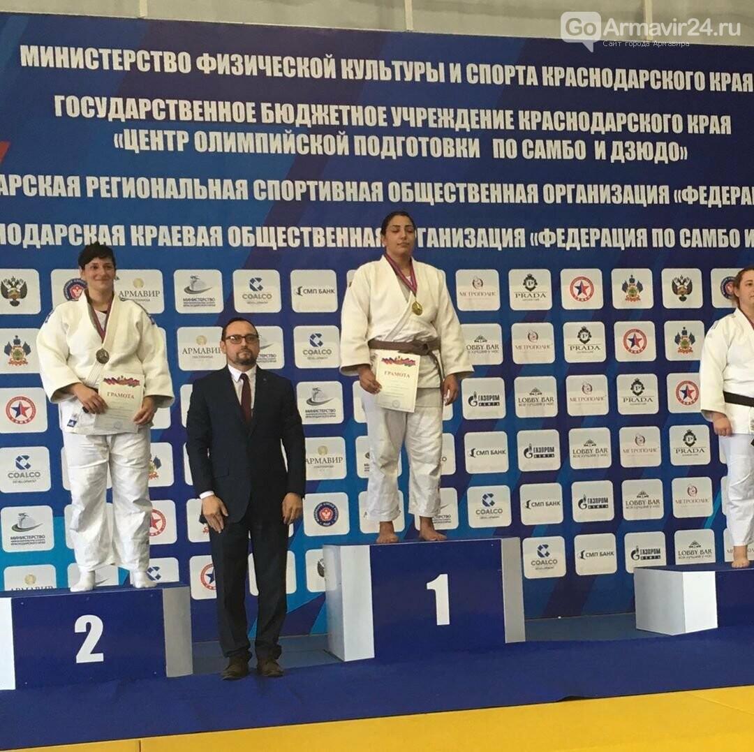 Армавирские дзюдоисты показали высокий уровень на Чемпионате Краснодарского края, фото-7