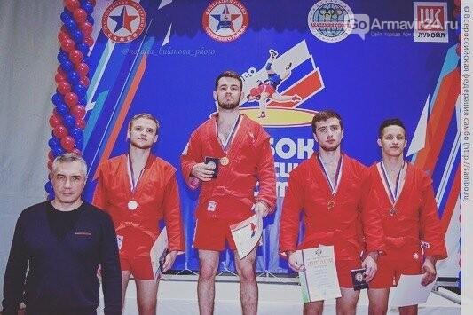 Армавирские самбисты вернулись с Кубка России из Кстово, фото-3