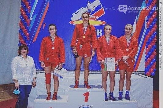Армавирские самбисты вернулись с Кубка России из Кстово, фото-4