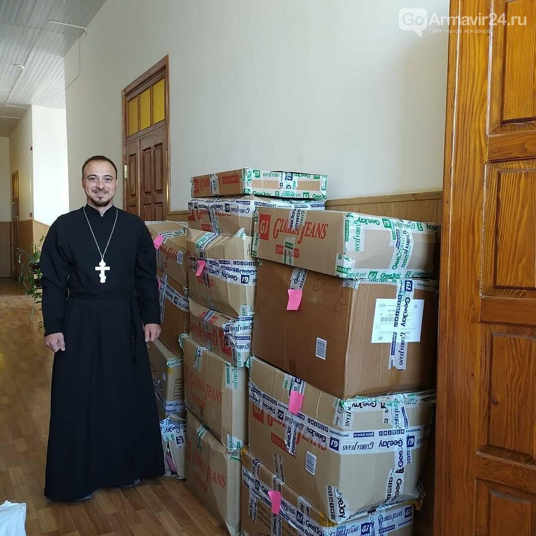 В Армавире открылся филиал центра социального служения и церковной благотворительности «Добро», фото-5