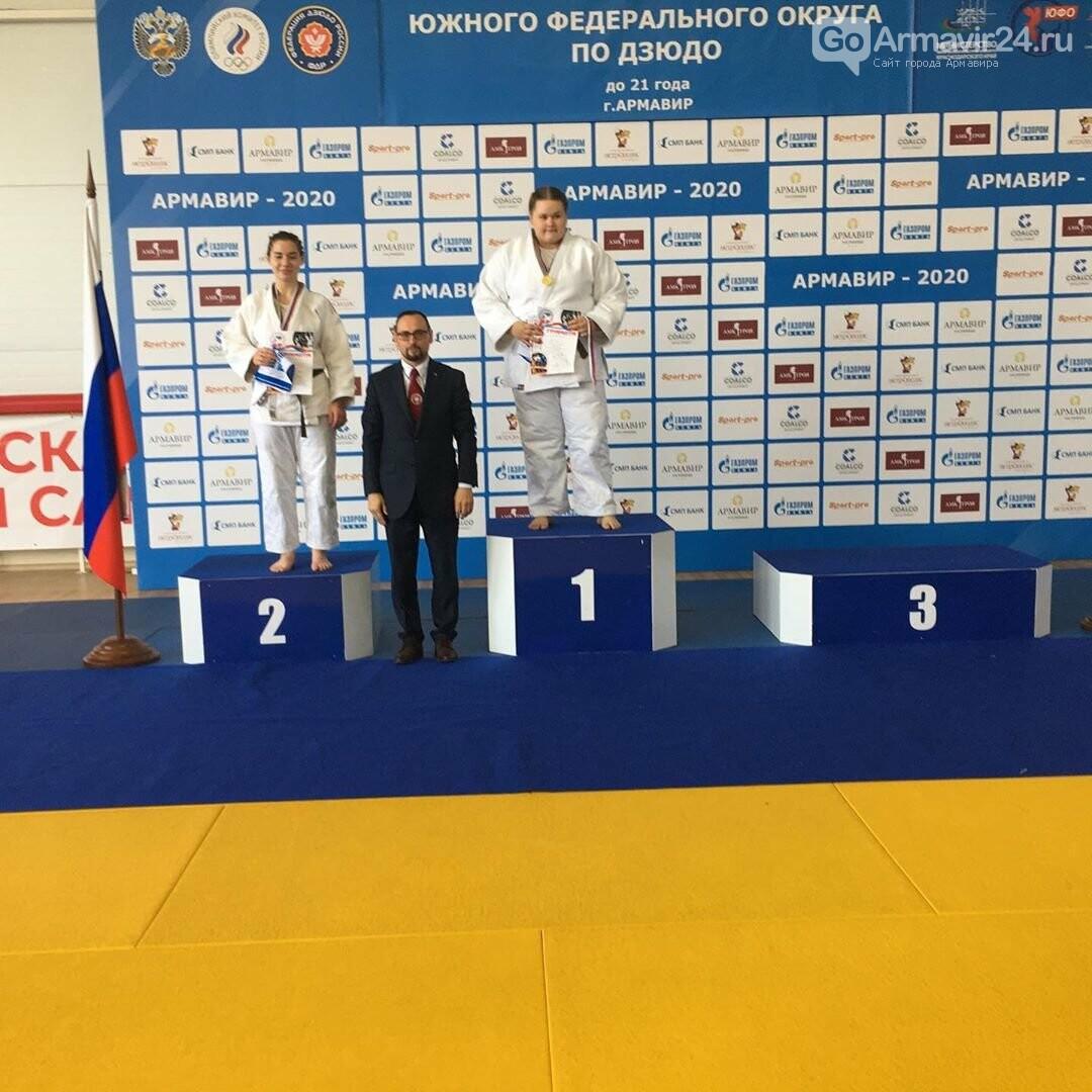 В Армавире в Первенстве ЮФО по дзюдо соревновались 236 спортсменов, фото-7