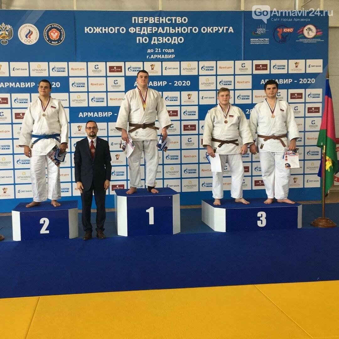 В Армавире в Первенстве ЮФО по дзюдо соревновались 236 спортсменов, фото-9