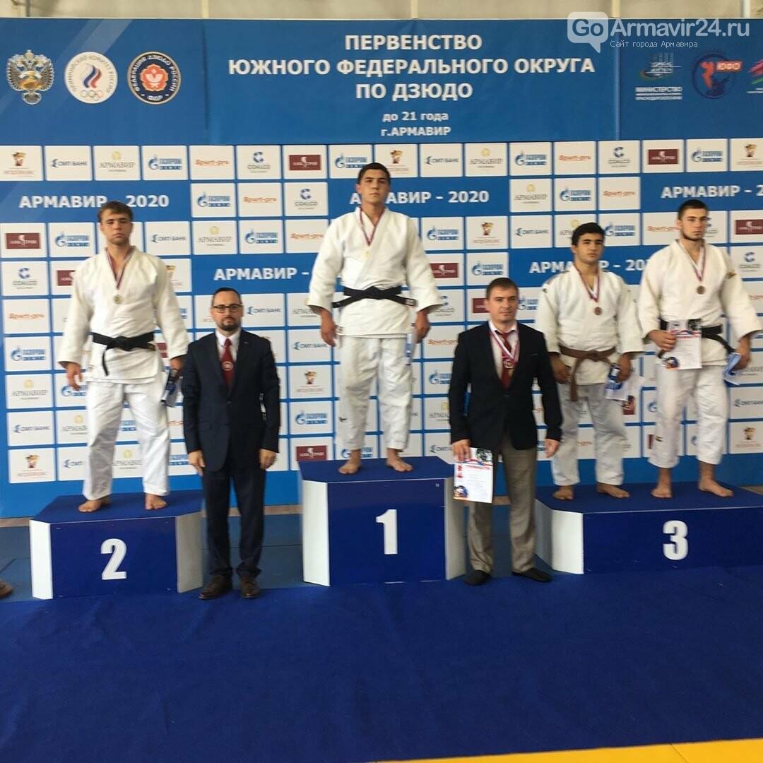 В Армавире в Первенстве ЮФО по дзюдо соревновались 236 спортсменов, фото-8