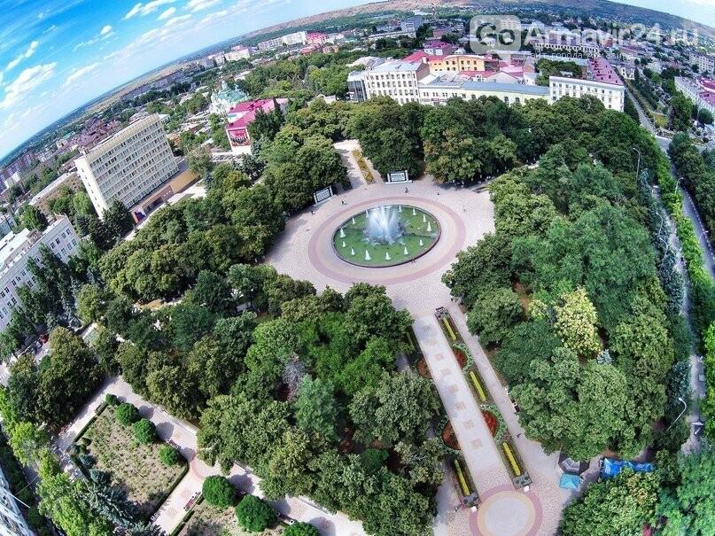 Армавир до конца года подключиться к краевой программе градостроительства, фото-1