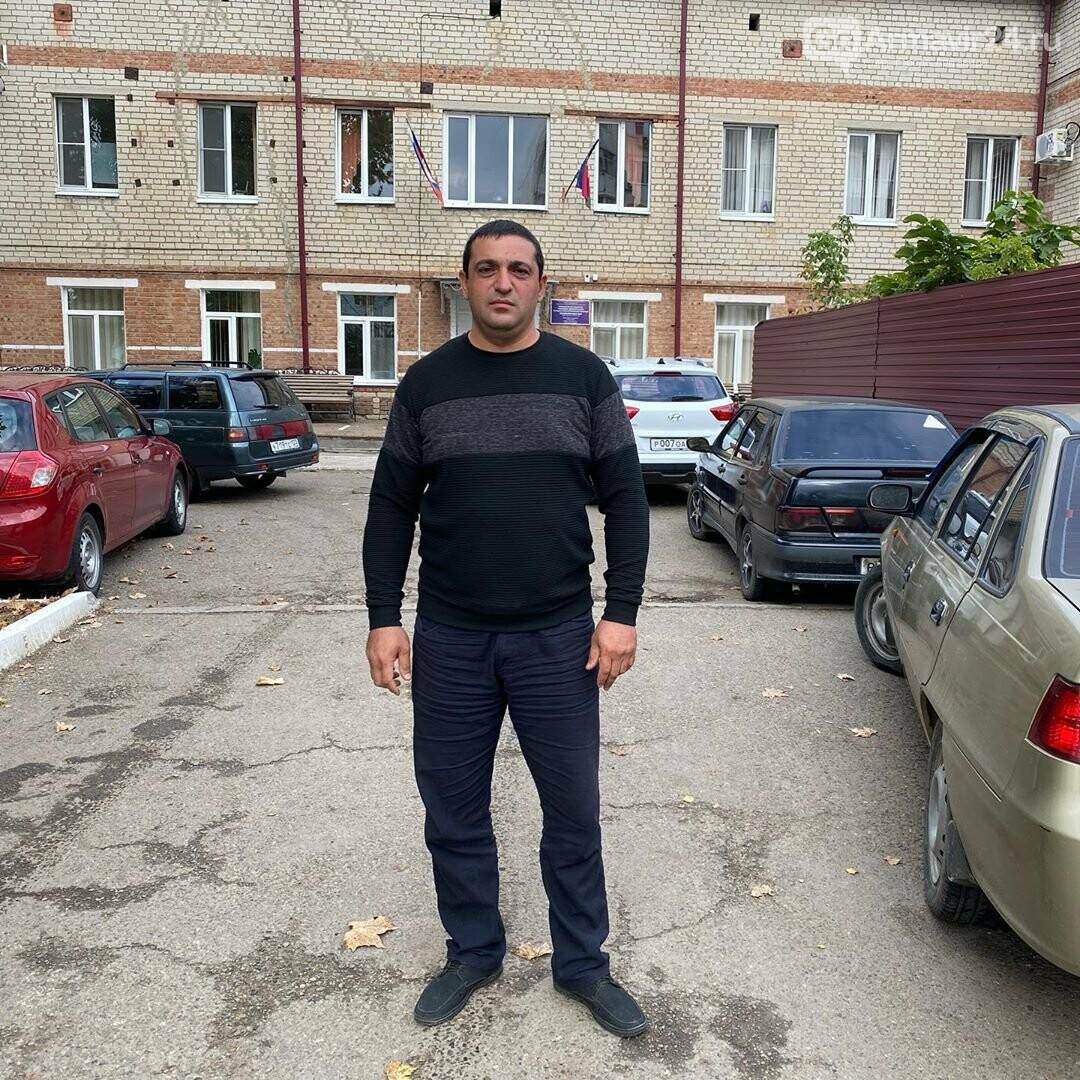 В Армавире Андраник Хачатрян спас детей и их мать во время пожара на улице Виноградной, фото-1