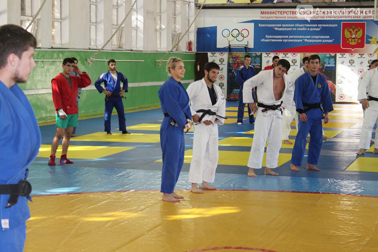 Армавир посетил с рабочим визитом министр физической культуры и спорта Края Алексей Чернов, фото-3