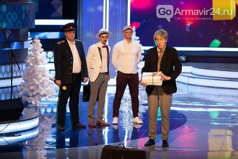 Сборная АГПУ «Русская дорога» стала чемпионом высшей лиги КВН 2020 года, фото-4
