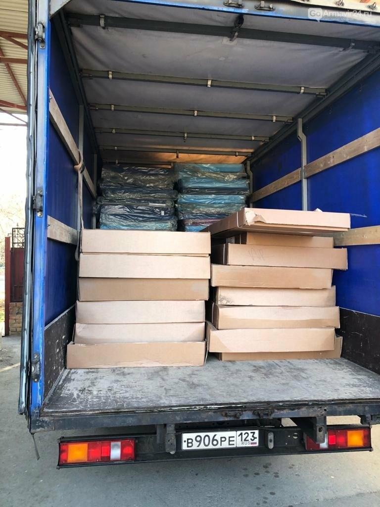 В Армавире в инфекционную больницу доставили новые кровати, фото-3