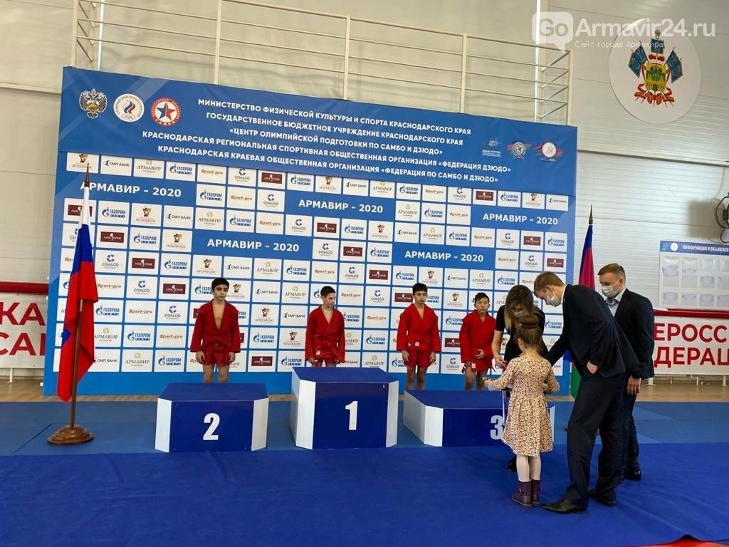 В Армавире 23 января завершились соревнования по самбо на призы молодых депутатов ЗСК, фото-7