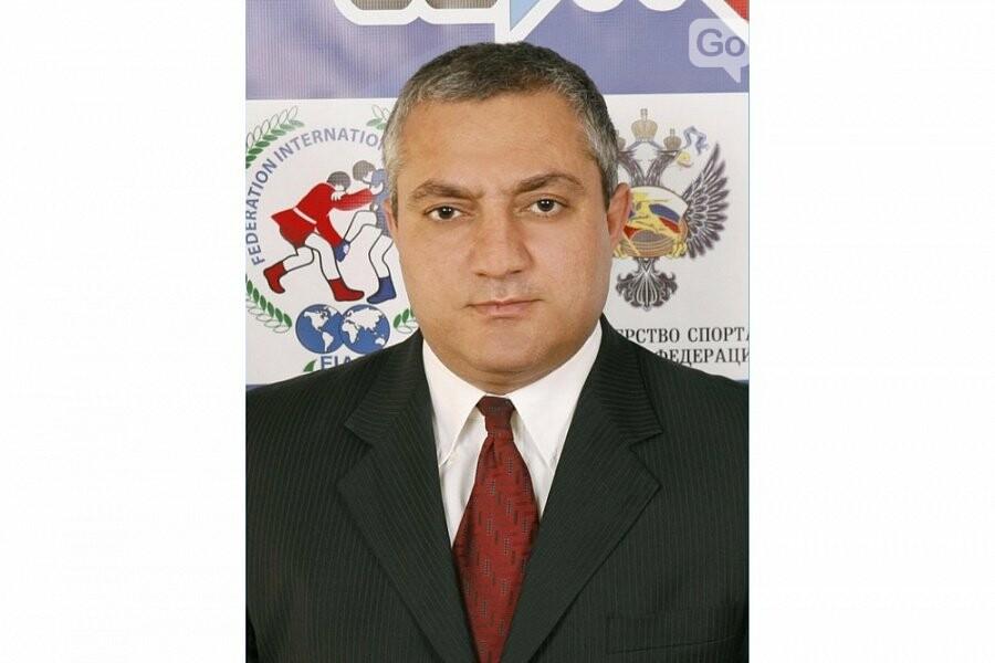 Армавирский тренер Воскан Погосян получил почетное звание заслуженного тренера России, фото-1
